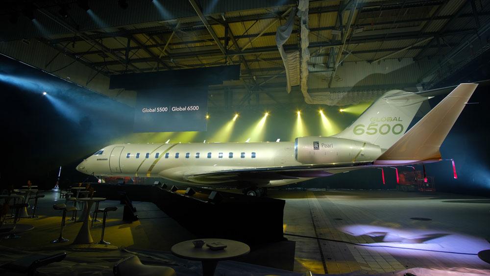 Bombardier G6500