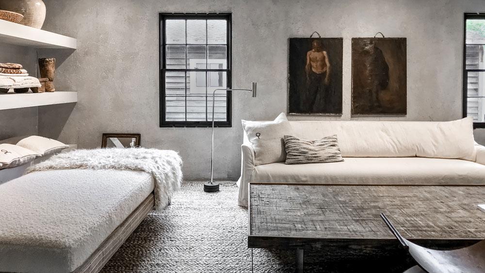 gray interiors