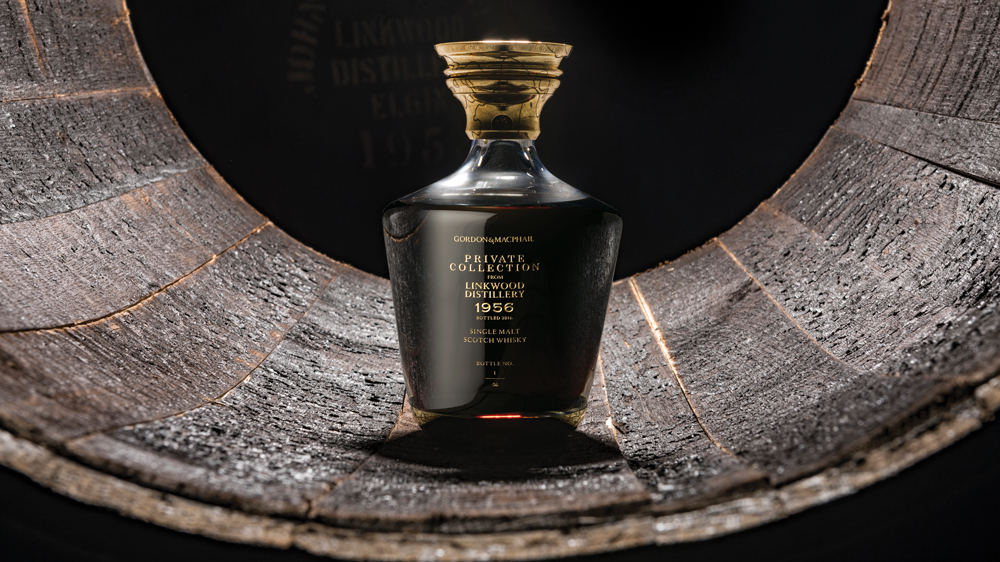 Private Collection from Linkwood Distillery 1956