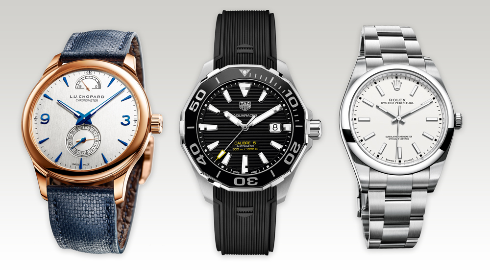 Watches for Graduates