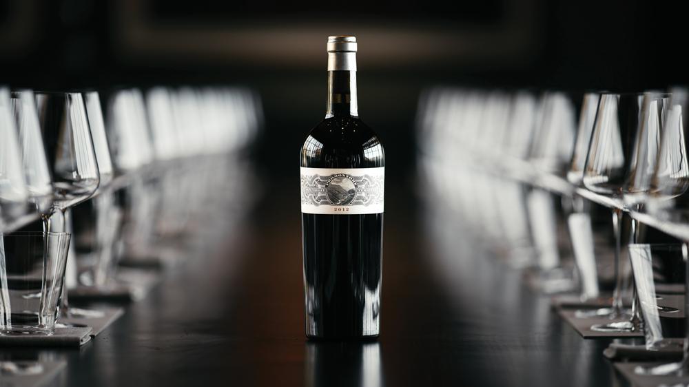 Harlan Estates wine