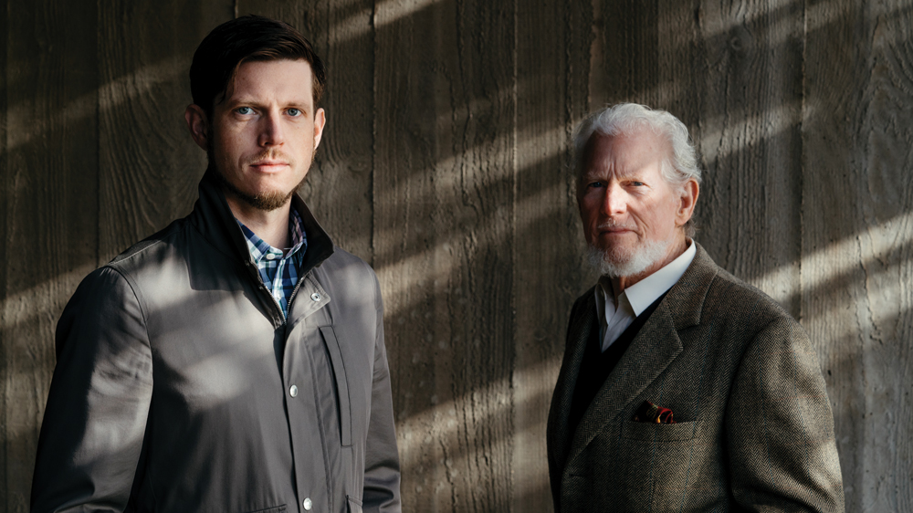 Will and Bill Harlan