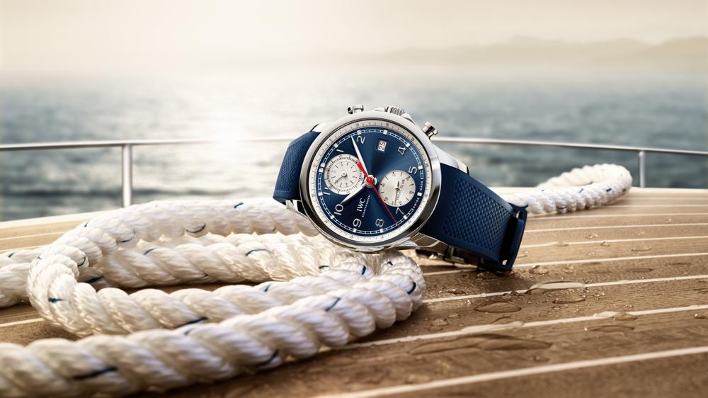 IWC Portugieser Yacht Club watch
