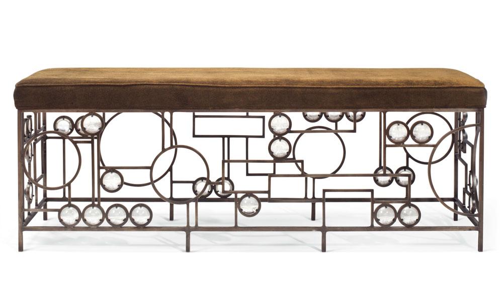 Bench by Christoph Côme