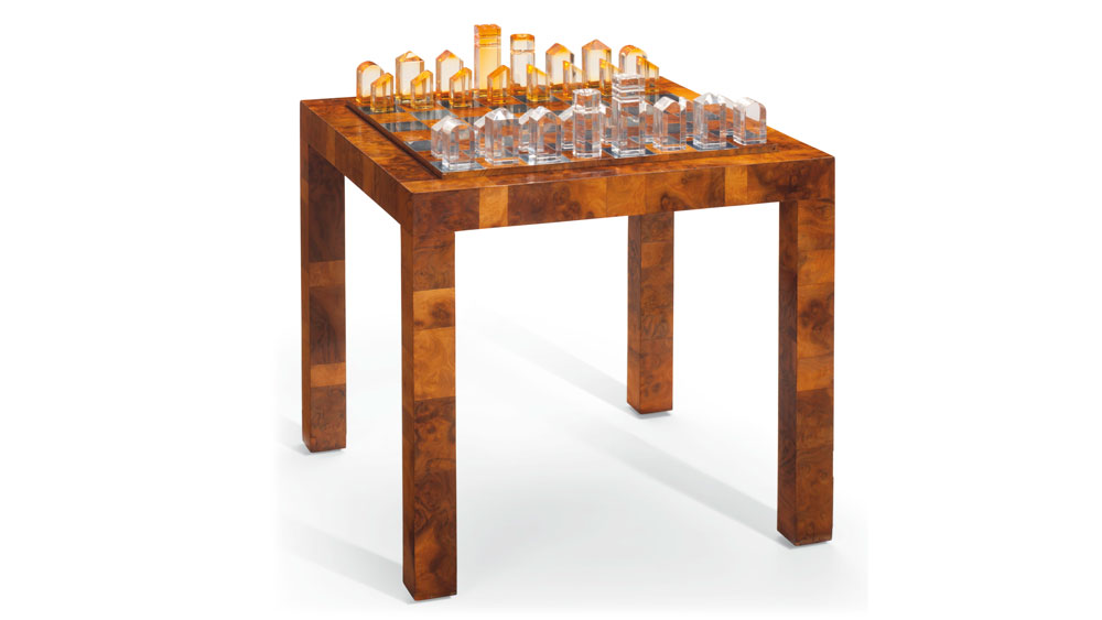 """""""Cityscape"""" Game Table"""