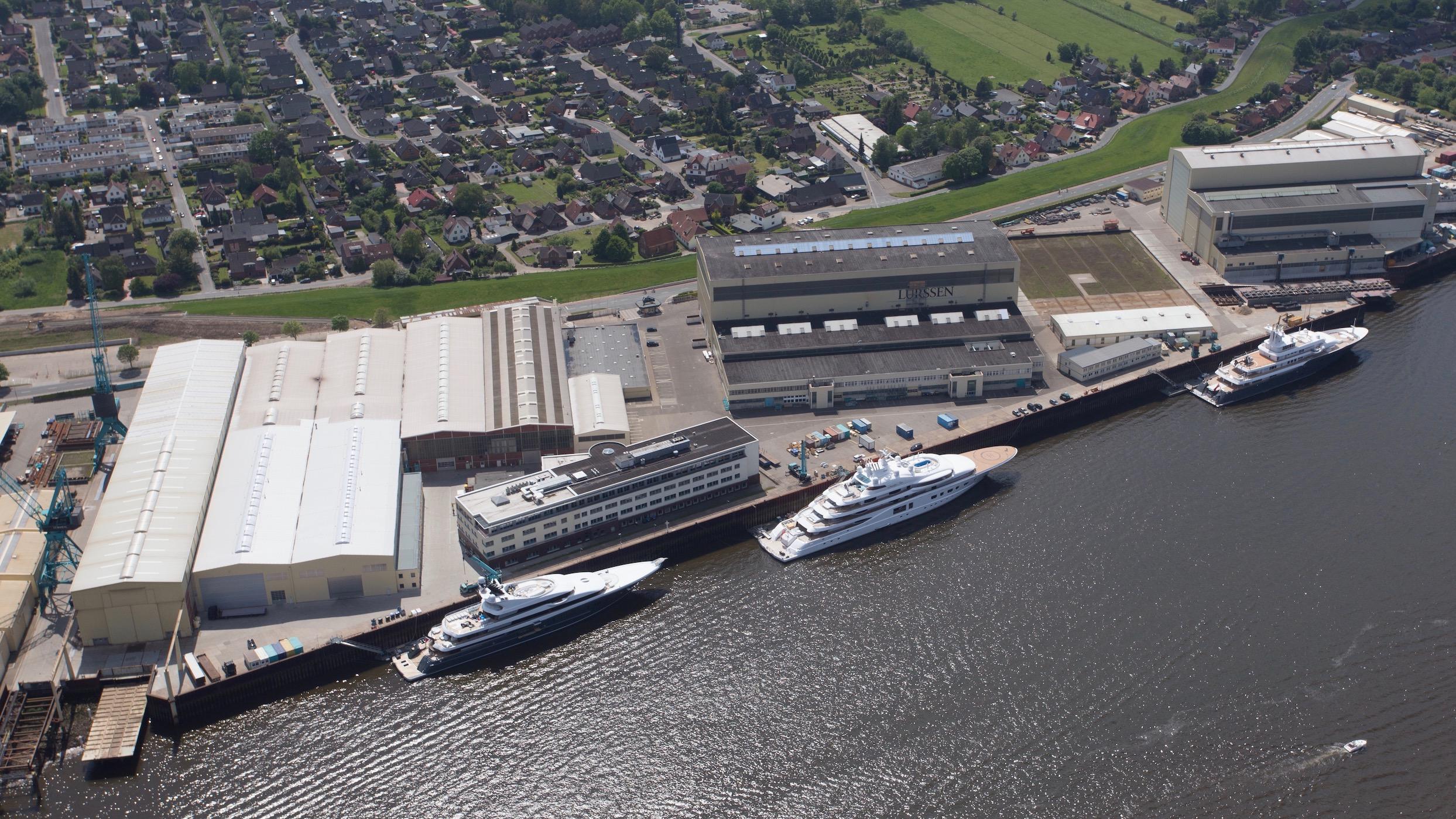 Lürssen Lemwerder Shipyard