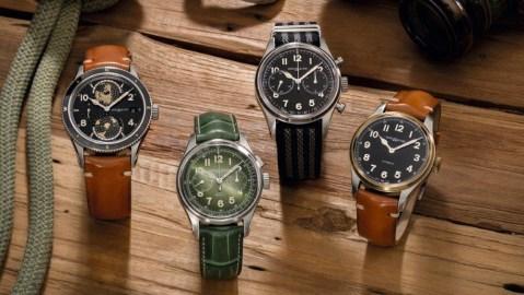 Montblanc 1858 watches