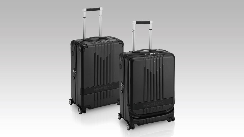 Montblanc suitcase