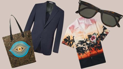 Mr Porter Summer Essentials