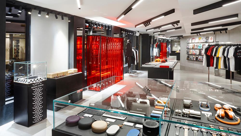 Nous Paris concept store
