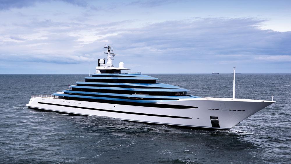 Oceanco Jubilee