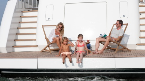 OceanScape Yachts Membership Yacht Charter