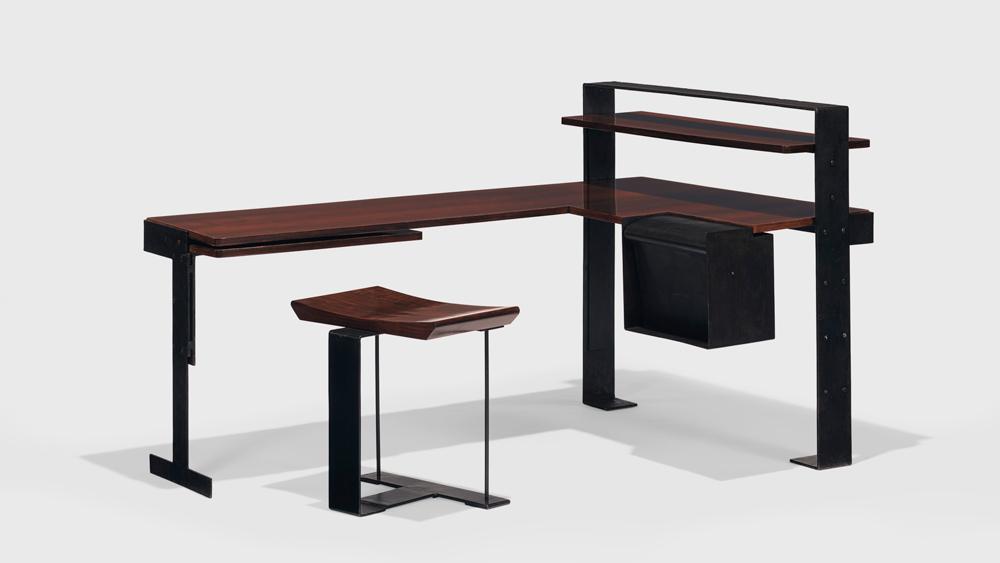 Pierre Chareau MB405 desk