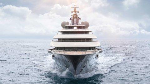 Lürssen Project Shu Imperial Yachts Espen Øino Mark Berryman Monaco