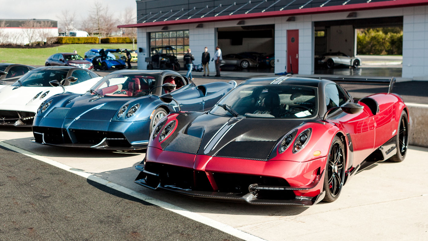 Lease A Pagani Huayra Roadster For 25 000 A Month Robb Report