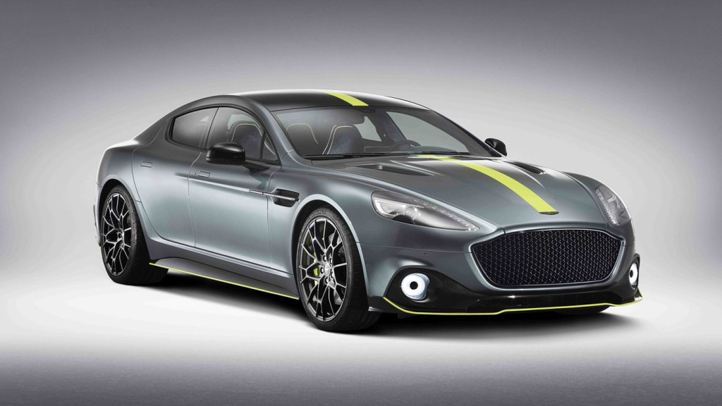 The 2019 Aston Martin Rapide AMR.