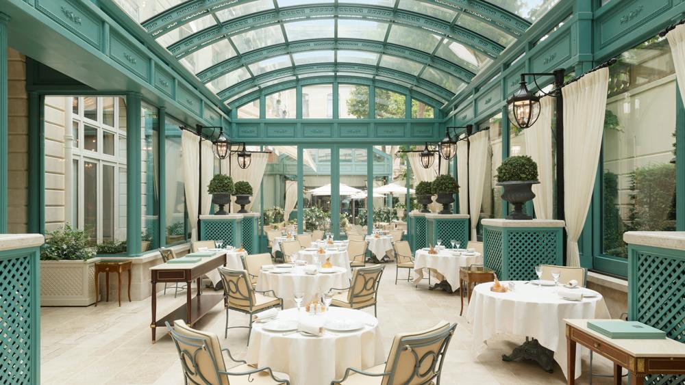 Ritz Paris restaurant