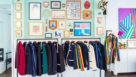 Rowing Blazers Pop-Up New York City