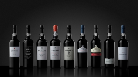 Vintage Port Wines