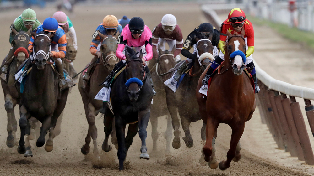 Belmont Stakes horse race
