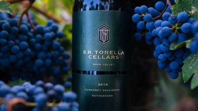 SR Tonella Cellars Cabernet Sauvignon