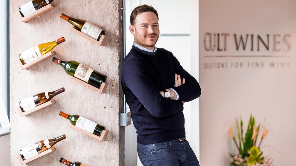Tom Gearing Cult Wines Asset Management