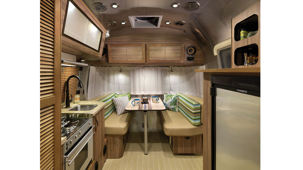 Tommy Bahama Airstream Trailer