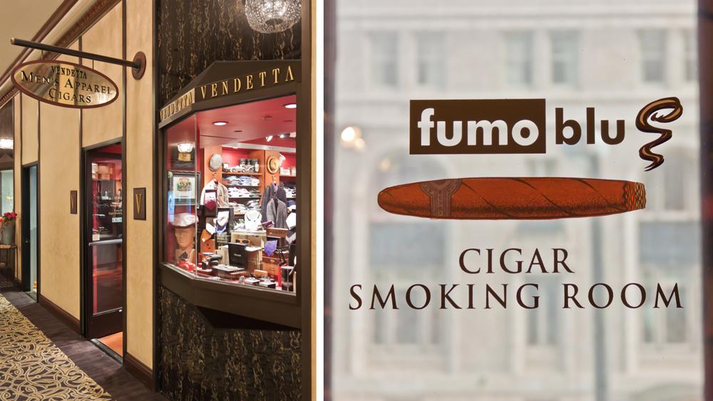 Vendetta Cigar Shop