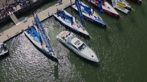 Volvo Penta Yacht Self Docking System