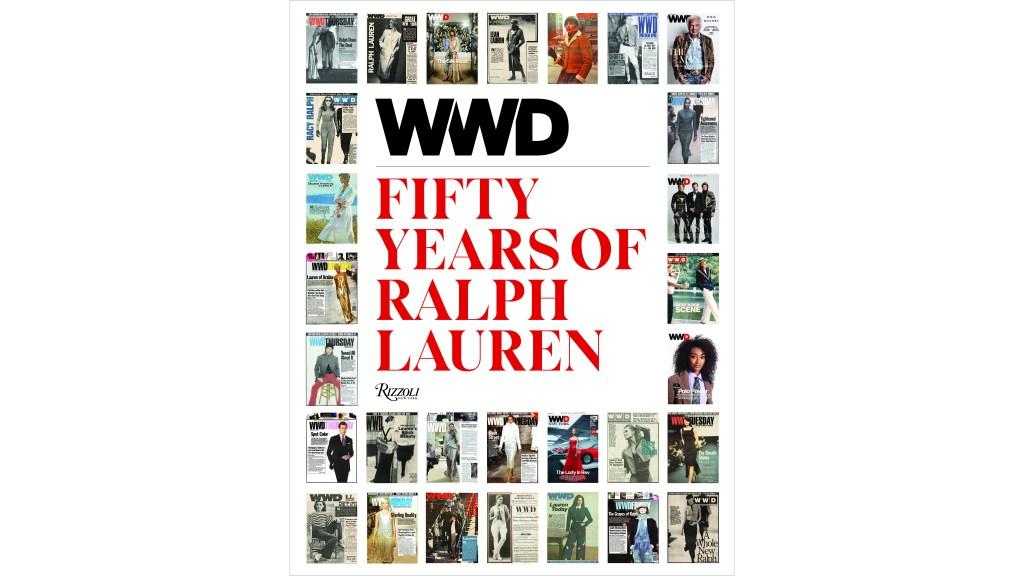 WWD's Fifty Years of Ralph Lauren by Rizzoli