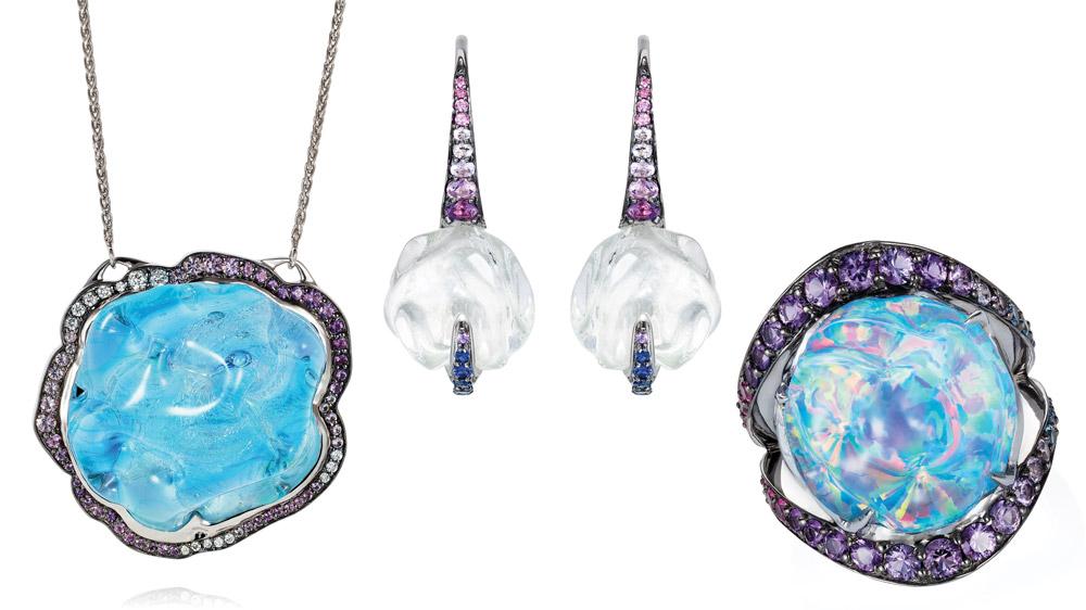 Noor Fares jewelry