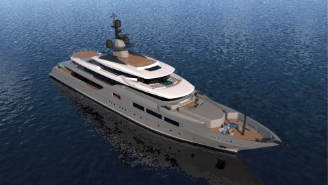 Tankoa's 236-foot superyacht Solo