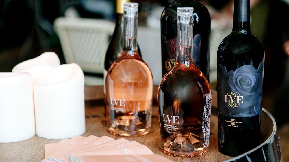 John Legend's LVE Wine