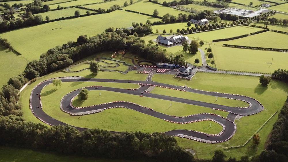 Irish Estate with Go-Kart Track