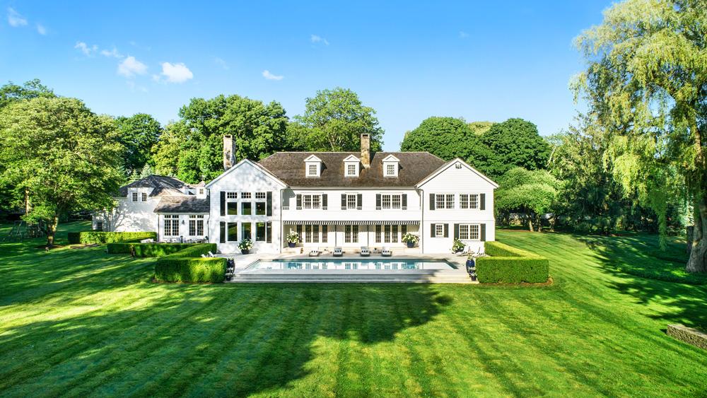 Tommy Hilfiger Connecticut estate