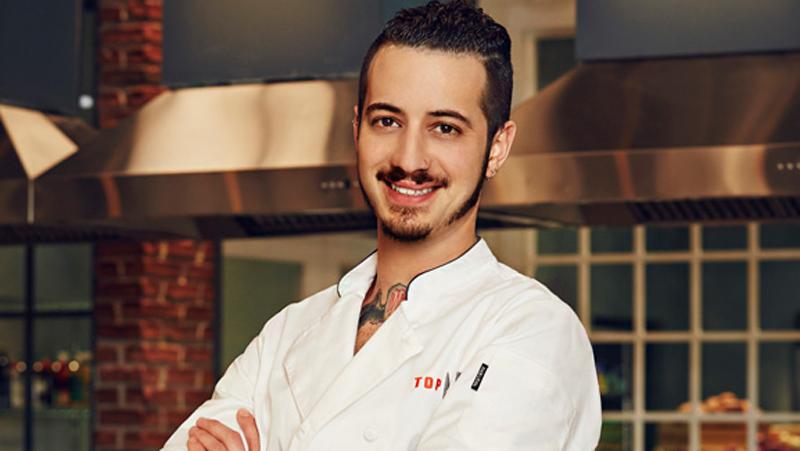 Top Chef Adam Harvey