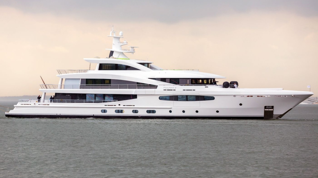 Amels 188 Volpini 2 superyacht