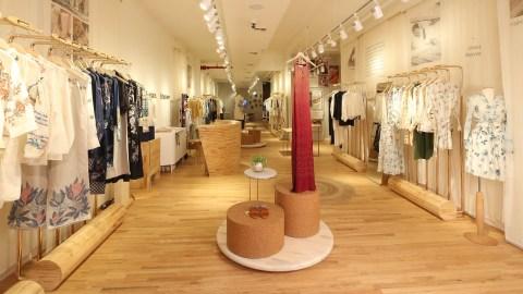 Anita Dongre's new shop in SoHo, New York