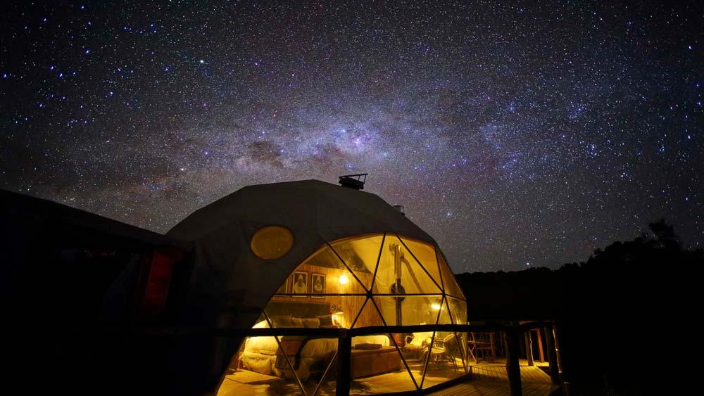 Asilia Highlands night sky