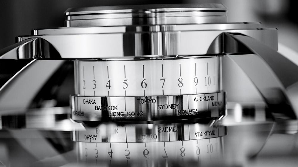 Atlantis Orbis marine chronometer