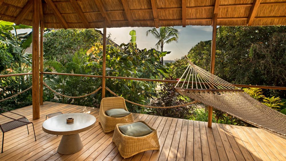 Zuri Zanzibar terrace