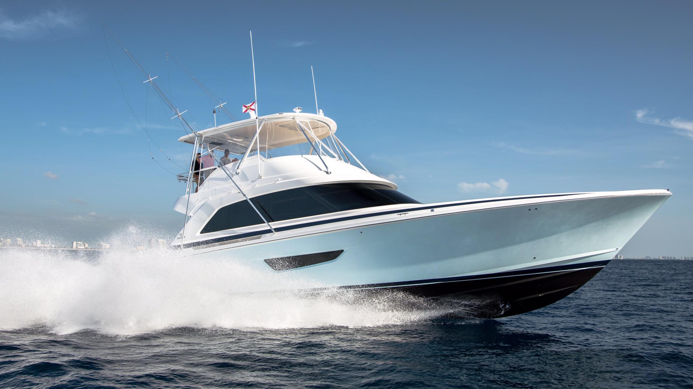 Bertram 61 Sportfisherman yacht