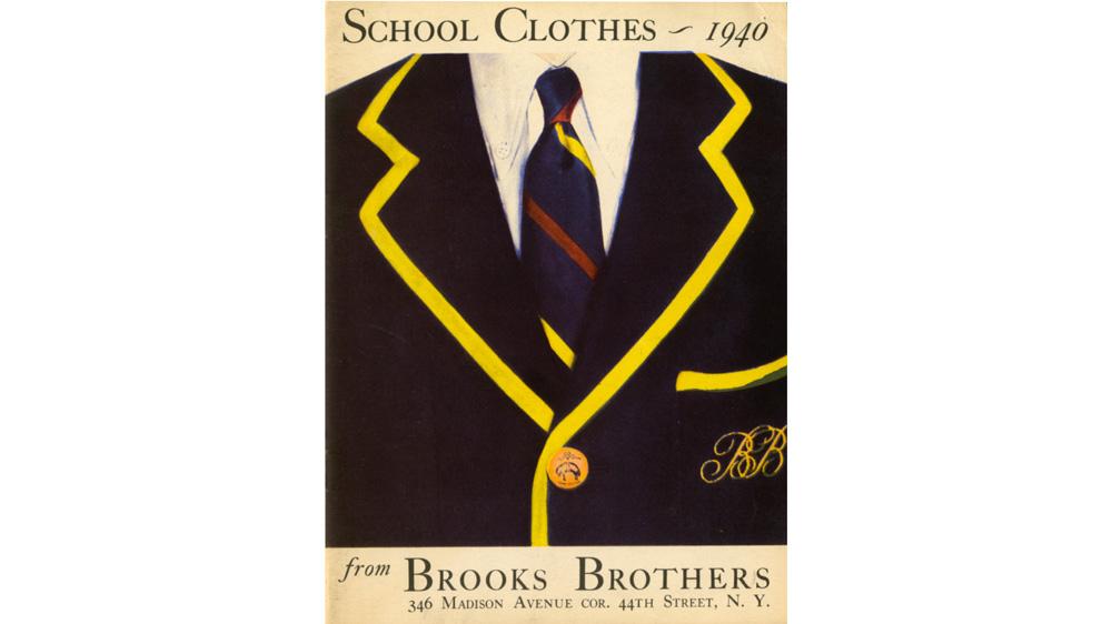 Brooks Brothers Anniversary Exhibition