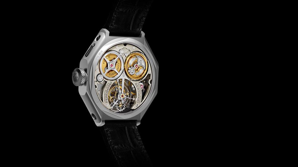 Ferdinand Berthoud Regulator watch