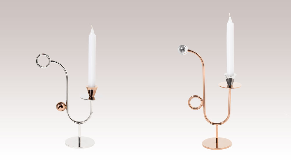 Cire Trudon x Maison Dada Candlesticks