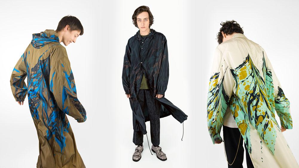 Dries Van Noten Raincoats