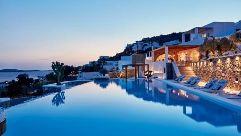 Katikies Mykonos Luxury Hotel