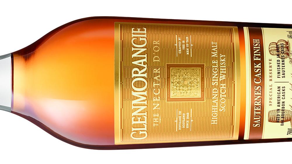 Glenmorangie's Nectar D'Or scotch