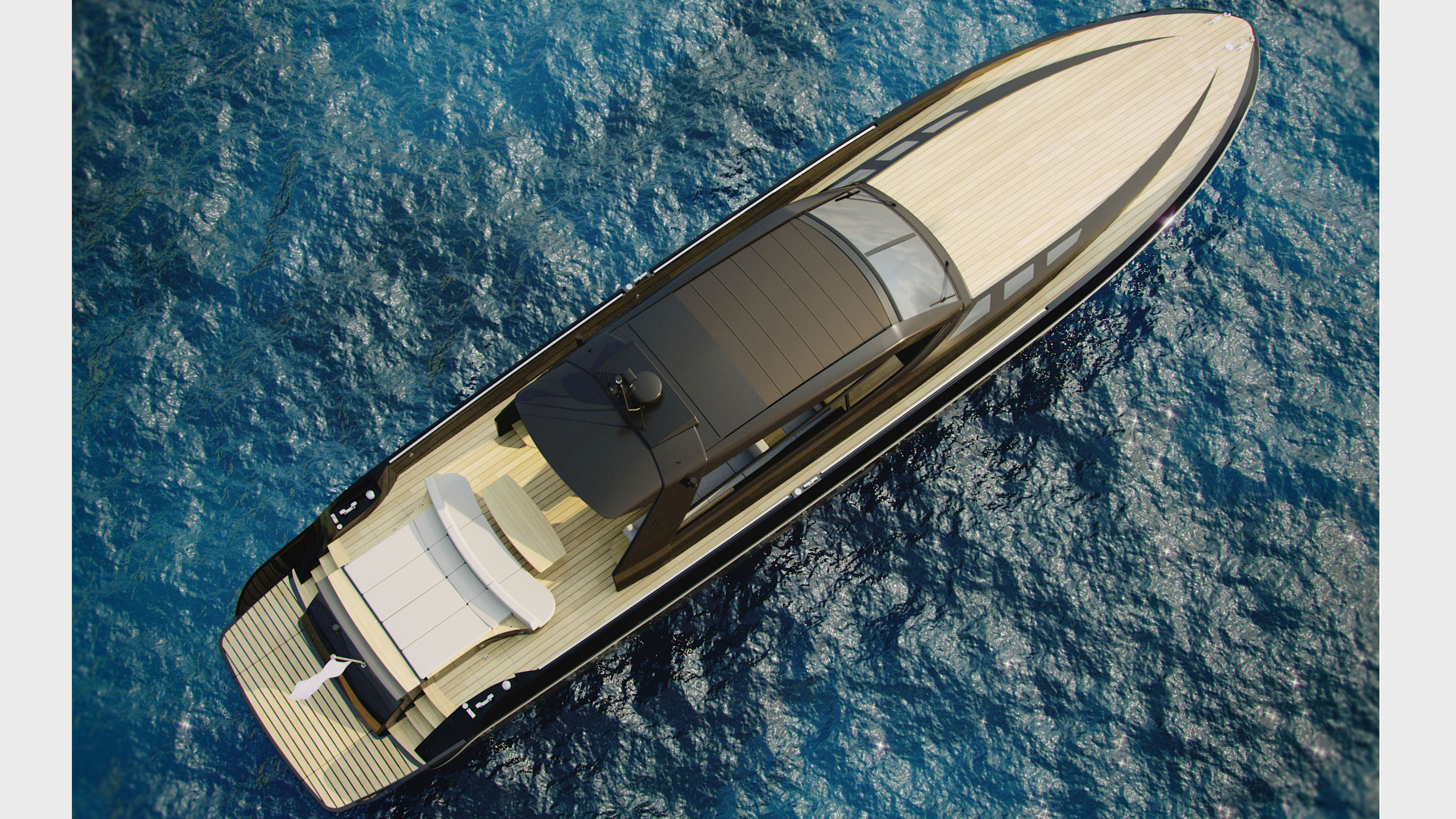 Otam 85 GTS performance yacht
