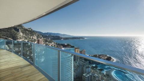 Odeon Tower in Monaco